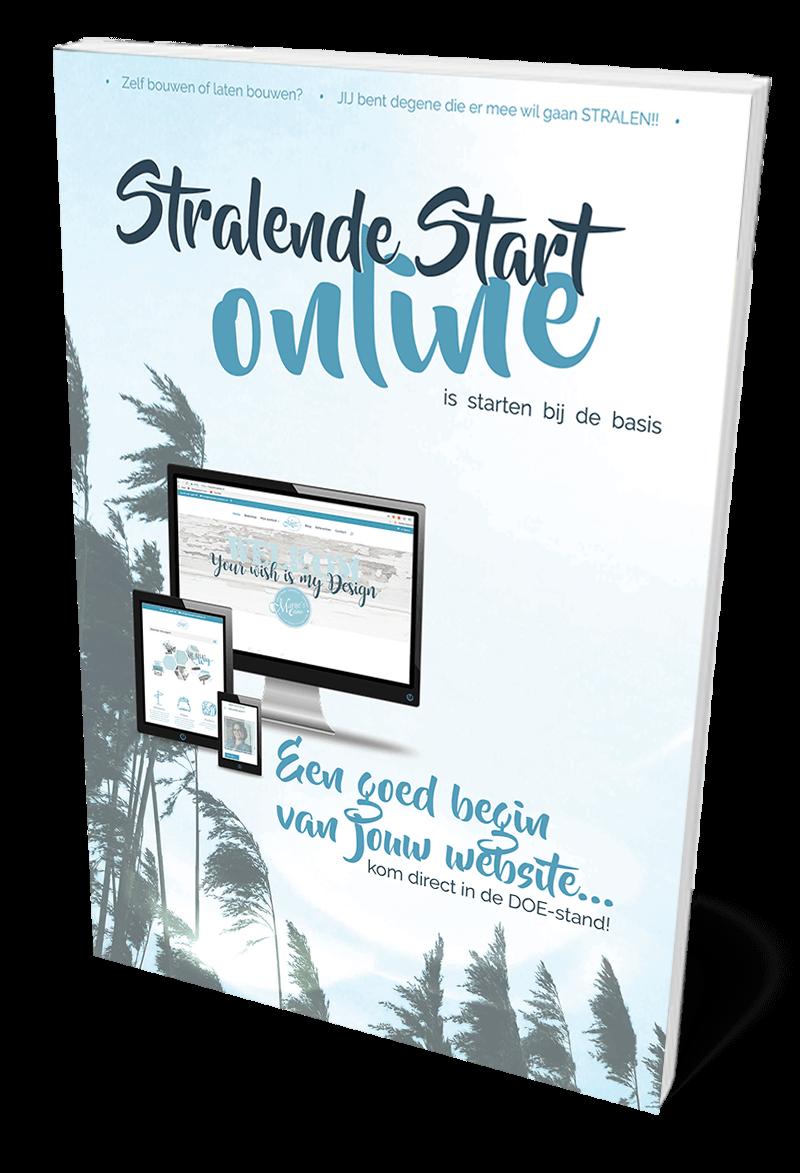 Een goed begin van jouw website